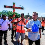 Chicago cardinal praises anti-gun march on local highway