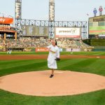 St. Cloud-native nun's pregame first pitch wows crowd, online world