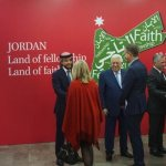 Christian, Muslim leaders join Jordan's king for Christmas celebration