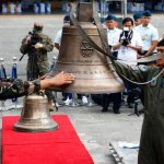 U.S. returns church bells to Philippines after more than 100 years