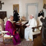 Gift of fidelity in marriage, priesthood is possible, pope says
