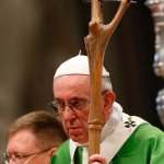 Letter writers accuse Pope Francis of heresy