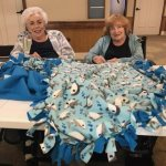 Saint Therese of Woodbury residents give back through Kuddles for Kids