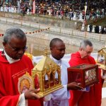 Archbishop says ask Uganda Martyrs to intercede for end to COVID-19