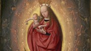 """The Glorification of the Virgin"" by Geertgen tot Sint Jans is part of an exhibition now on display at the Walters Art Museum in Baltimore. (CNS photo/courtesy Museum Boijmans Van Beuningen, Rotterdam/Studio Tromp, Rotterdam) See WALTERS-EXHIBIT-RELIGIOUS Oct. 18, 2016."