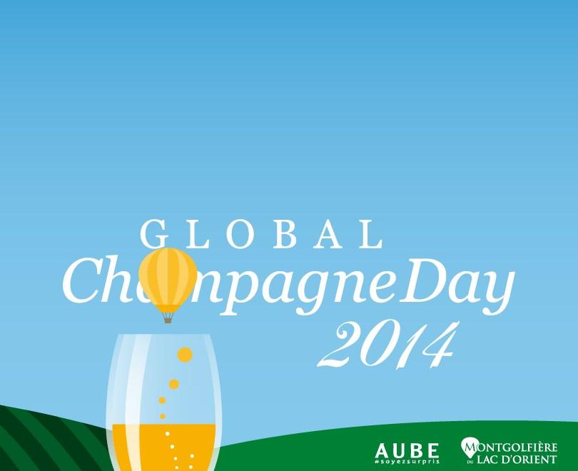 Réalisez votre plus belle photo pour le Champagne Day 2014 #concours