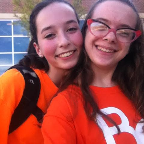 OHS celebrates Unity Day, students wear orange in support of anti-bullying