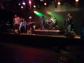 The Code Red Band at The Gardens in Fort Lauderdale
