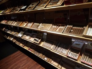another view of their humidor