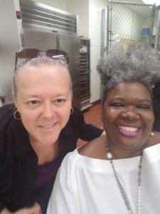 Linda Carmical, President of  Atlanta Food Bloggers' Society