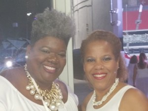 C.I.P. and Rochelle Wharton