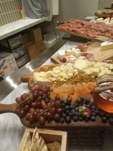 Charcuterie Station