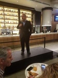 Steve Koonin, Hawks CEO
