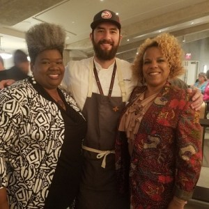 C.I.P., Executive Chef Joe Schafer and Culinary Vegg Out