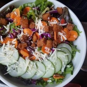 Salad...need I say more...Tin Plate