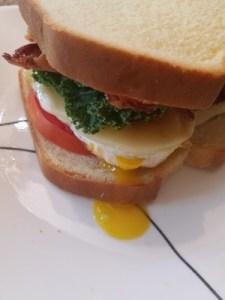 I love a good runny egg....