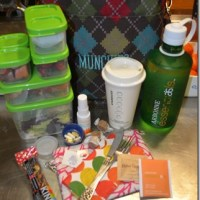 Inside My Lunch Box & More