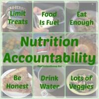 Nutrition Accountability Week