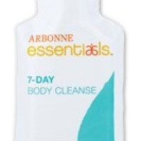 Arbonne Essentials 7-Day Body Cleanse