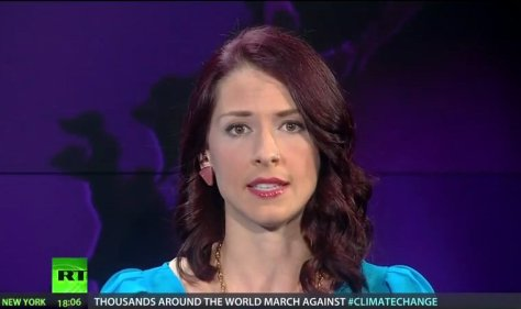 RT's Abby Martin Breaking The Set On Climate Change By Revealing Disturbing Facts Even Deniers Cannot Refute