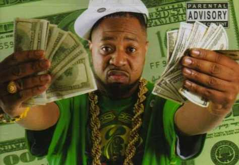 Wu-Tang Clan member Cappadonna became a cab driver to pay the bills.