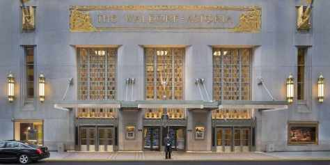 The Waldorf-Astoria New York City Is An American Icon And Under Sale Contract To China