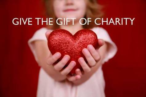 This Is The 2014 Holiday List Of How-To Ways to Gift Charity For Free
