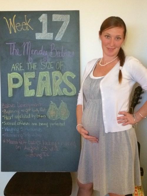 Medium Of Pregnant At 17