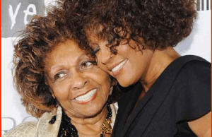 """Cissy and Whitney Houston photo"""