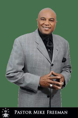 """Dr. Micheal Freeman Spirit of Faith Christian Center"""