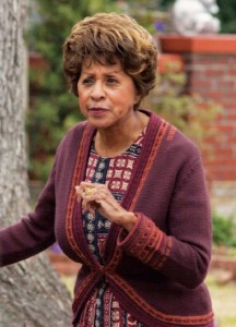 """Marla Gibbs portraying Hattie in Madea's Witness Protection"