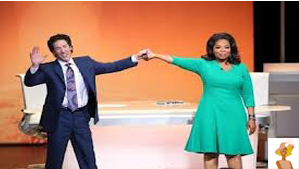 &quot;Oprah and Joel Osteen on Oprah Lifeclass&quot;