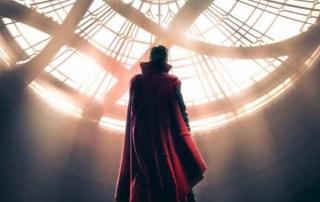 DR Strange Banner