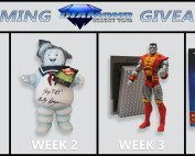 Upcoming DST Giveaways