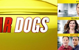 car dogs banner