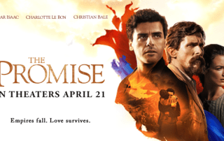 the promise banner