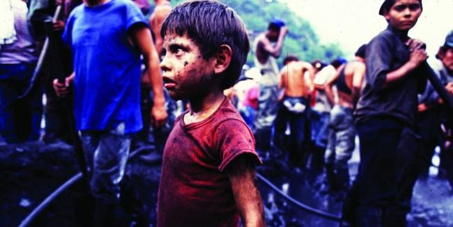 child laborer Colombia