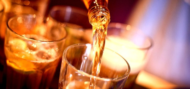 Liquor by Christopher Schirner