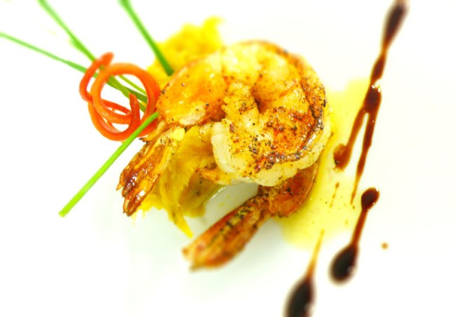 With its creative gastronomy of Andean ingredients Matiz ranks among the ver best.