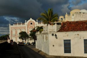 Cartagena is more than a resort town. It's an important business center in the Caribbean.