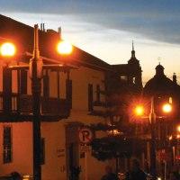 La Candelaria, haunted