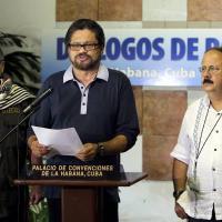 The FARC's S.O.S