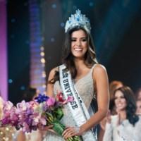 Paulina Vega crowned Miss Universe