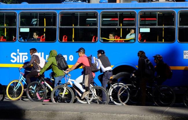 Bogota-Dia Sin Carro