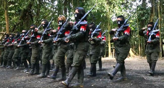 ELN rebels