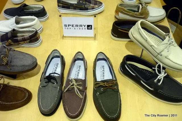 Authentic Original Top-Sider Sperry in the Philippines