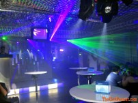 Cool Laser Lights at GEB Super Club