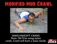 CONQUER PHILIPPINES-mud crawl