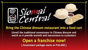 Siomai Central Franchise