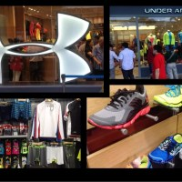 Under Armour is Now in the Philippines